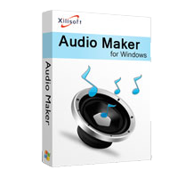 Xilisoft Audio Maker