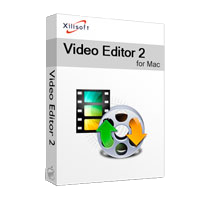Xilisoft Video Editor  2  for Mac