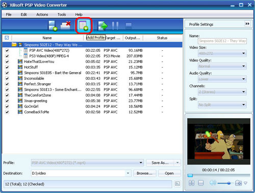 how to change a video to mp4