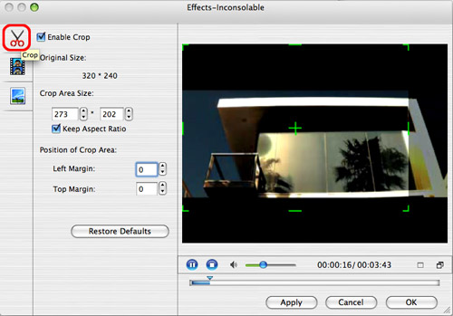 How to convert MPEG to MOV, convert MPEG to MP4 on Mac