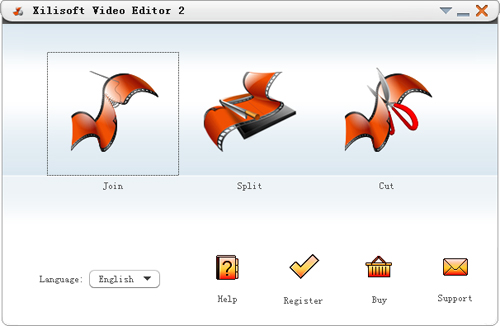 Download and install Xilisoft Video Editor