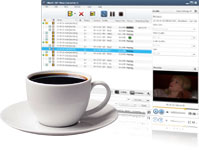 MPEG to 3GP video converter