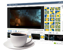 Movie editor, movie maker software