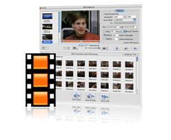 Mac video frame capture