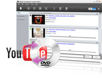 YouTube to DVD burner
