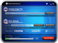 Xilisoft ISO Burner