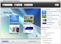 Xilisoft PowerPoint to DVD Converter